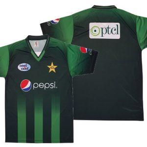 New Pakistan 2018 T20 Cricket Shirt