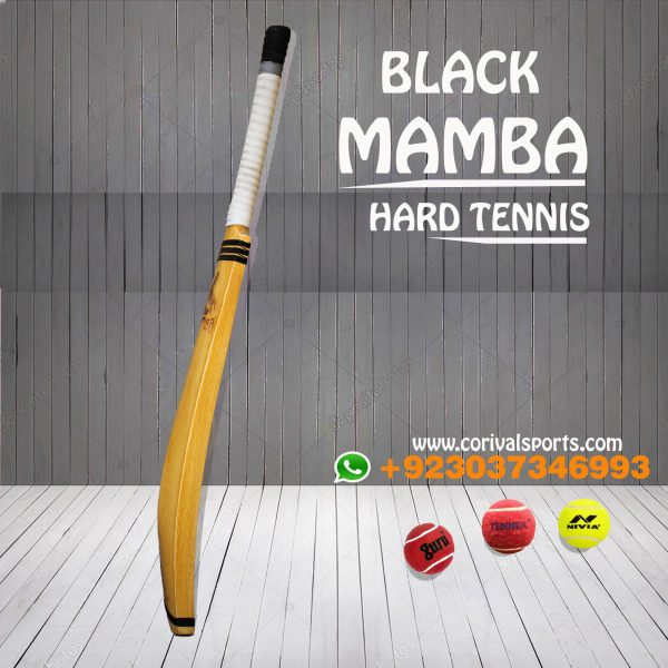 CB Black Mamba Hard Tennis Cricket Bat