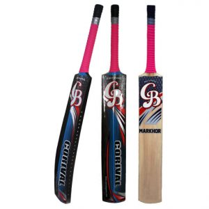 CB Markhor Tapeball Cricket Bat