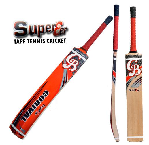 CB – Super 6 – Rawlakot Wood | Tape Ball Cricket Bat | Guaranteed Bats