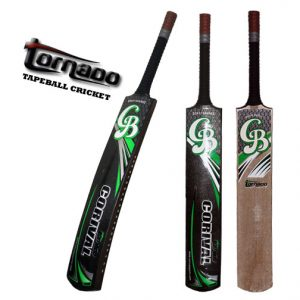 CB – Tornado – Srilankan Wood Tape Ball Cricket Bat Guaranteed Bats