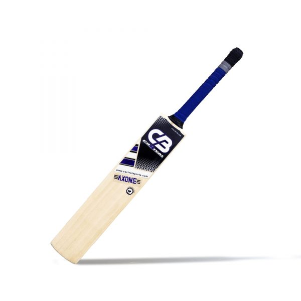 CB Axone | English Willow Cricket Bats Hand Crafted Cricket Bats – Hand Picked English Willow Grains: 7 + Weight: 2.8 lb Oz to 2.12 lb Oz Edges: 40 mm (Spine : 60 mm) Perfectly Balanced from top to bottom Comfortable Grip for Perfect Handling Chemical Protection on Toe to prevent it from Moisture Call | Whatsapp | Inbox @ +92 303 7346993 Web :www.corivalsports.com Email: jawadzafar@corivalsports.com