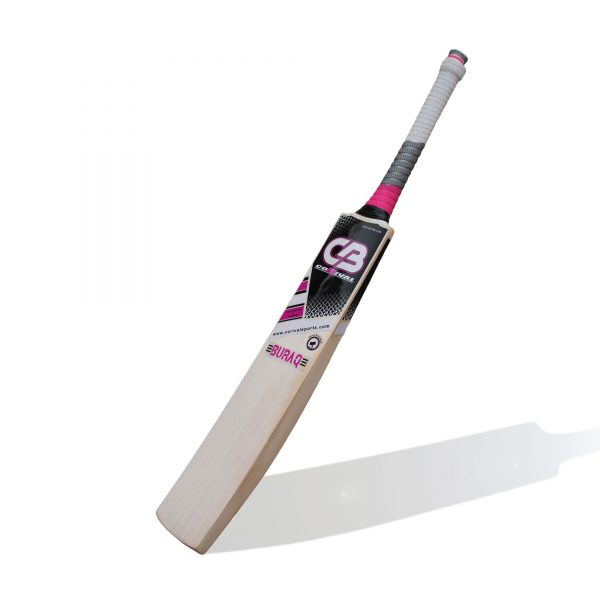 CB BURAQ | English Willow Cricket Bats Hand Crafted Cricket Bats – Hand Picked English Willow Grains: 7 + Weight: 2.8 lb Oz to 2.12 lb Oz Edges: 40 mm (Spine : 60 mm) Perfectly Balanced from top to bottom Comfortable Grip for Perfect Handling Chemical Protection on Toe to prevent it from Moisture Call | Whatsapp | Inbox @ +92 303 7346993 Web :www.corivalsports.com Email: jawadzafar@corivalsports.com