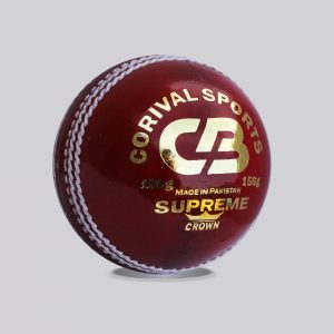 vCB Supreme Crown Leather Cricket Ball | Pack Of 6 Balls