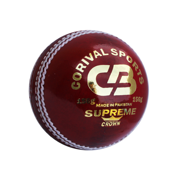 CB Supreme Crown Leather Cricket Ball | Pack Of 6 Balls