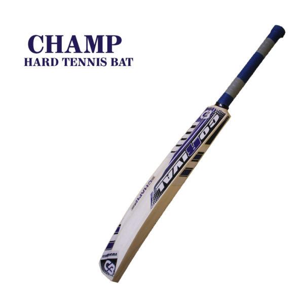 Champ Hard Tennis Angled Blue