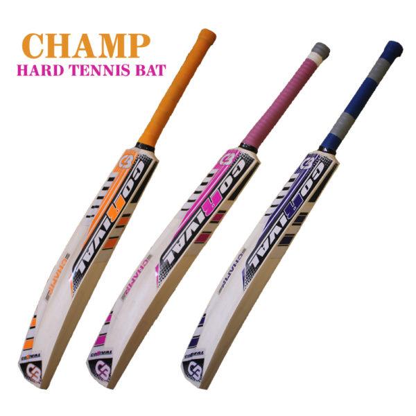 CB CHAMP Hard Tennis Cricket Bat